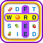 WORD SEARCH - FRUITS VEGETABLE