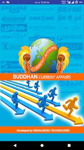 Buddhan Current Affairs - náhled