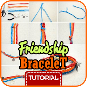 Friendship Bracelet Tutorial
