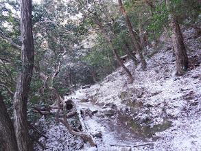 次第に雪が多く