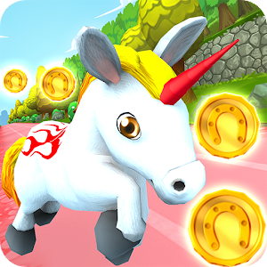 Unicorn Racing 3D for PC and MAC