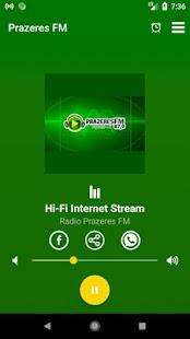 Prazeres FM for PC-Windows 7,8,10 and Mac apk screenshot 1