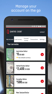 Qantas Cash- screenshot thumbnail