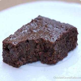 Chocolate Guinness Brownies.