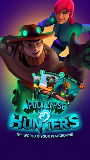 Apocalypse Hunters - Location based TCG game  screenshots 1