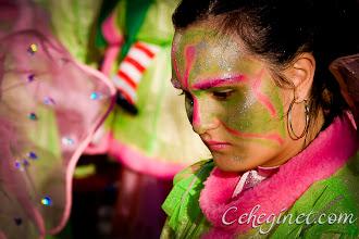 Photo: Madre en el desfile infantil del carnaval de Cehegín Más fotos de Cehegín en: www.ceheginet.com