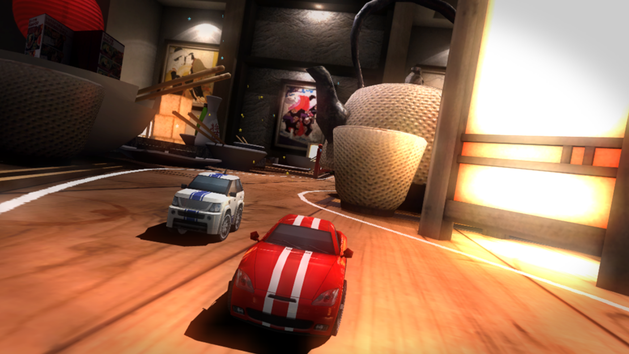 Table Top Racing Premium- screenshot