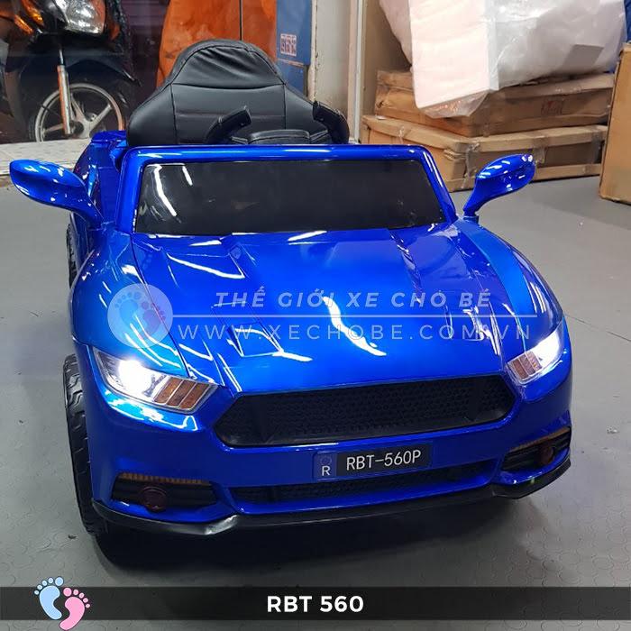 xe ô tô điện đồ chơi cho bé RBT-560P 4