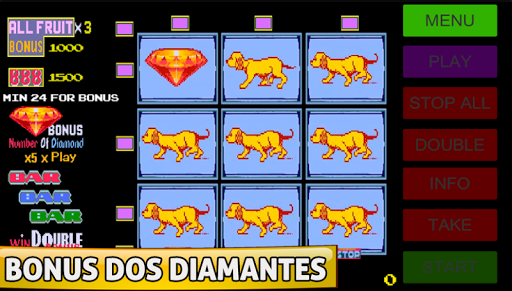 Diamond Dog Cherry Master Slot 1.10 screenshots 7