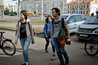 Photo: Стремительные пешеходы