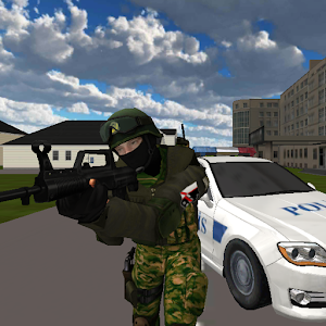 Police Soldier Crime Stopper for PC and MAC