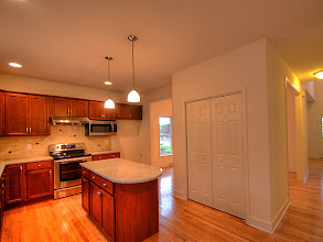 Photo: The kitchen in the CYPRESS