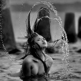 by DODY KUSUMA  - Black & White Portraits & People (  )
