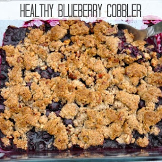 Healthy Cobbler Topping Recipes