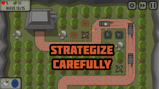 Tactical War: Tower Defense Game download 1