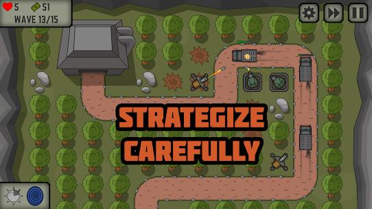 Guerra tática: Torre Jogo de Defesa 2.3.9 Mod Apk Download 1