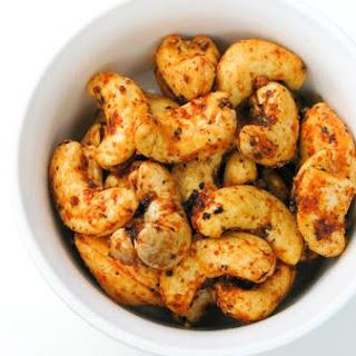 Chilli Cashew Nuts.