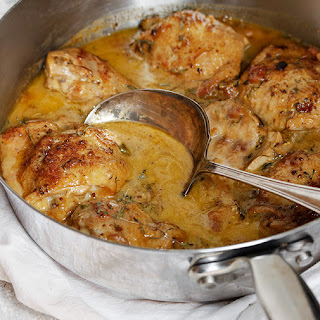 Chicken with Mustard