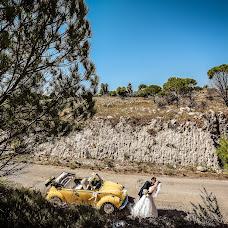 Vestuvių fotografas Alessandro Spagnolo (fotospagnolonovo). Nuotrauka 01.03.2019