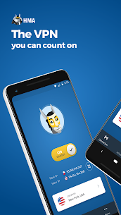 HMA VPN Proxy & WiFi Security, Online Privacy App Download For Android and iPhone 1