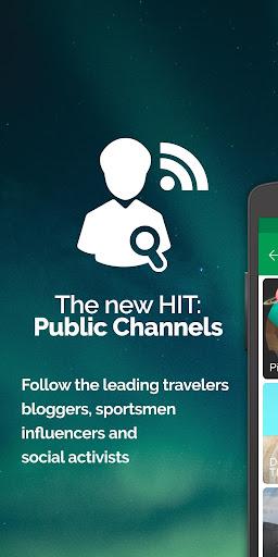 Pinngle Safe Messenger: Free Calls & Video Chat 2.2.1 screenshots 2