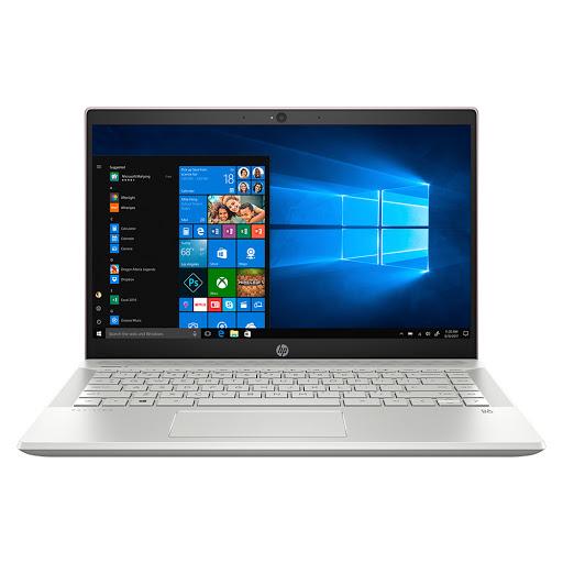 Máy tính xách tay/ Laptop HP Pavilion 14-ce0020TU (4ME98PA) (Hồng)