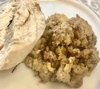 Thanksgiving Sausage Apple Bread Stuffing By Nor Recipe