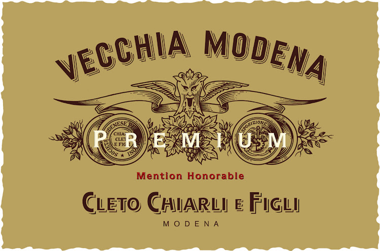 Logo for Cleto Chiarli Lambrusco