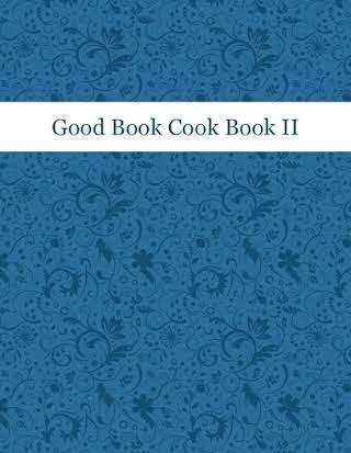 Good Book Cook Book II
