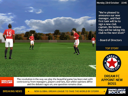 Dream League Soccer 2018 5.04 screenshots 8