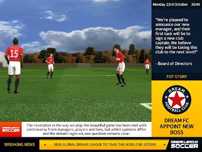 Dream League Soccer 2018- screenshot thumbnail