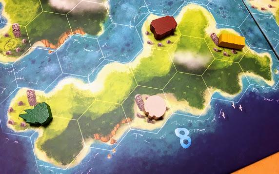 ゲームの準備|ブルーラグーン (Blue Lagoon)