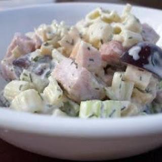 Summer Ham Pasta Salad.