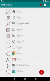 GMD GestureControl Lite ★ root Screenshot 9