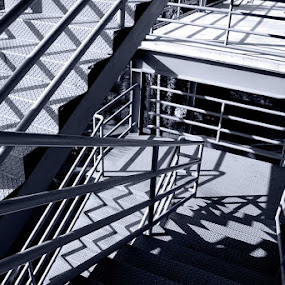 Zigzag by Pom Wanchart - Buildings & Architecture Architectural Detail