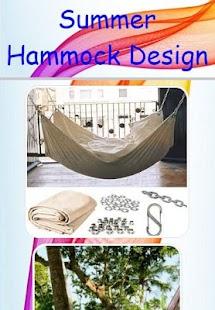 Summer Hammock Design - náhled