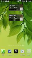 Screenshot of Quick Accounts
