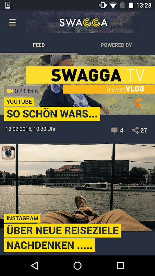 SWAGGA- screenshot