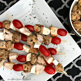 Italian Appetizer With Chicken Recipes.