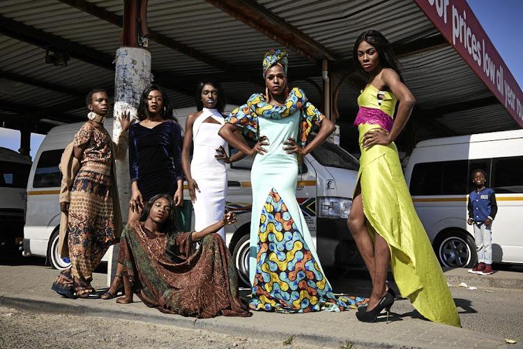 Soweto Drag Queens hook up
