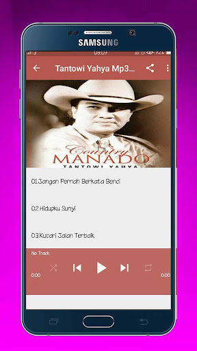 Mp3 Lagu Tantowi Yahya Offline screenshots 2