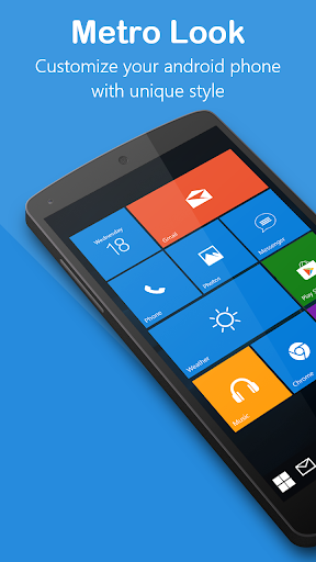 Win 10 Launcher 3.6 screenshots 1