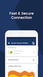 OpenVPN Connect – Fast & Safe SSL VPN Client App Download For Android and iPhone 4