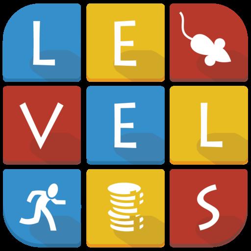 중독 퍼즐 레벨스 [Levels] 解謎 App LOGO-APP開箱王