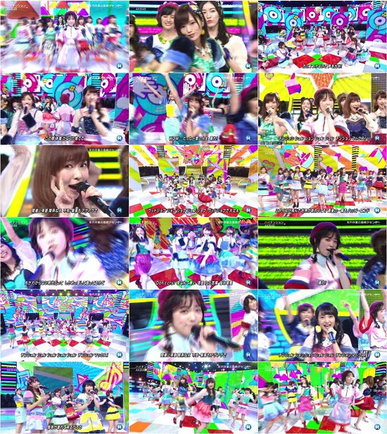 (TV-Music)(1080i) AKB48 Part – Music Station 161118