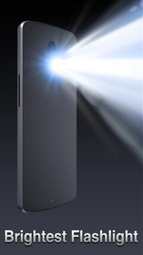 Brightest Flashlight screenshot 1