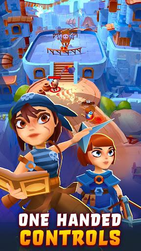Télécharger Bow Land mod apk screenshots 4