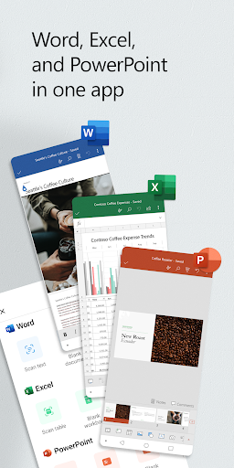 Microsoft Office: Word, Excel, PowerPoint & More screenshots 3