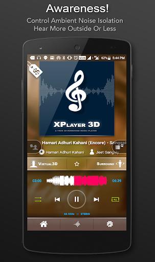 3D Surround Music Player screenshot 5