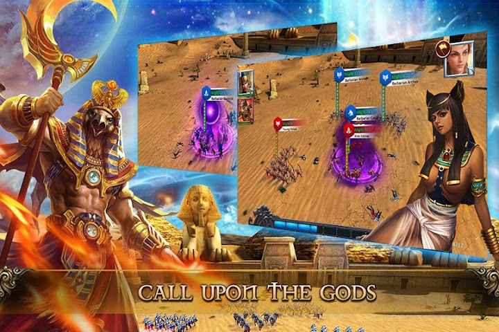 android Clash Of Gods Screenshot 3
